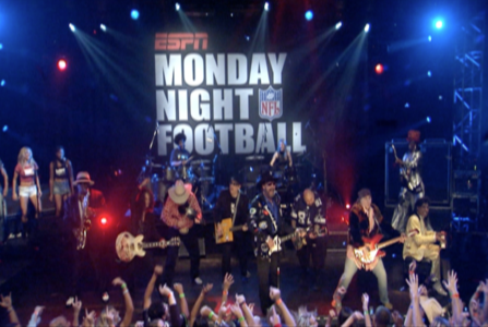 Monday Night Football Dir: Wayne Isham