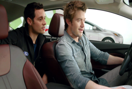 "Ford Focus ""Hands Free"" Dir: Tim Abshire"