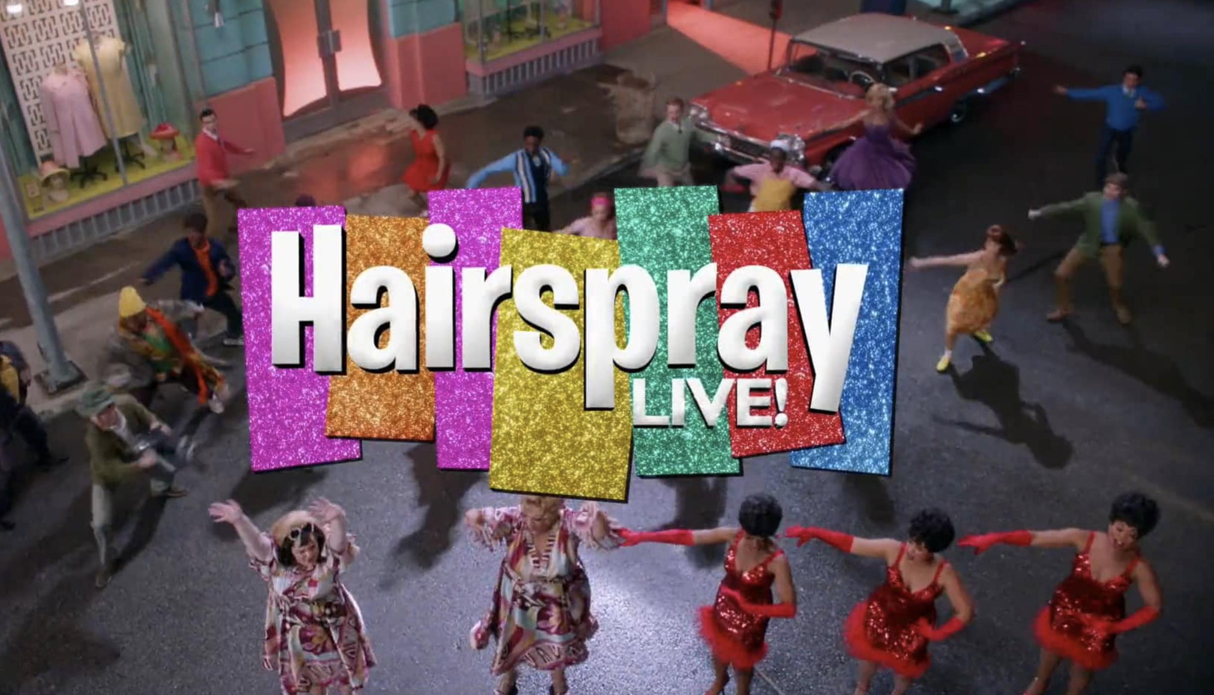 "Hairspray ""Live"""